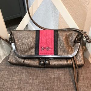 Jessica Simpson fold-over Crossbody